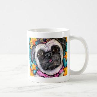 Pug Prince Coffee Mug