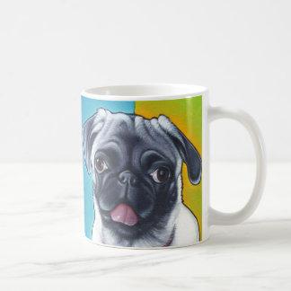 Pug Princess mug