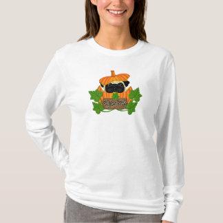 Pug Pumpkin Patch T-Shirt