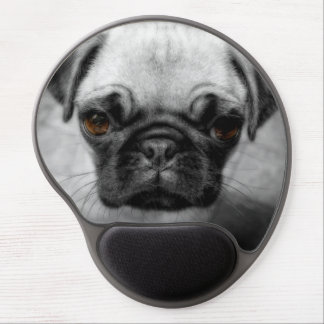 Pug Pup Gel Mouse Pad
