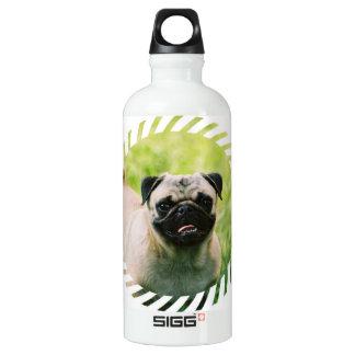 Pug Puppy  SIGG Traveler 0.6L Water Bottle