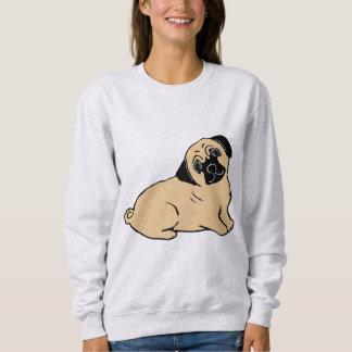 Pug Puppy Women's Sweatshirt