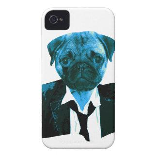 Pug RK work iPhone 4 Case-Mate Cases