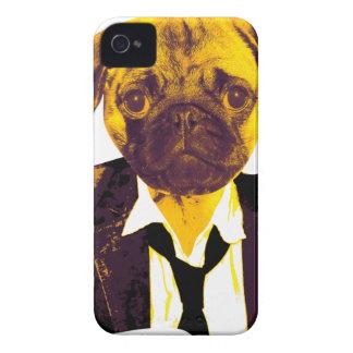 Pug RK work iPhone 4 Covers
