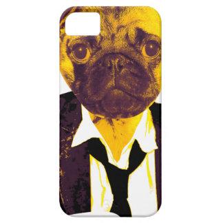 Pug RK work iPhone SE/5/5s Case