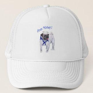 Pug Sailor Trucker Hat