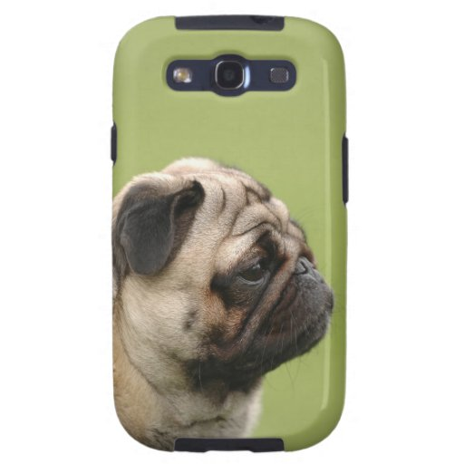 Pug Samsung Galaxy S3 Cover