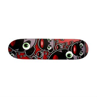 Pug Skateboard