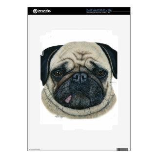 Pug Skins For iPad 2