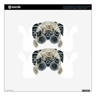 Pug Skins For PS3 Controllers