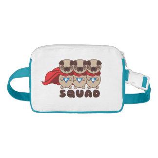 Pug Squad Waist Bag