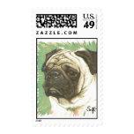 Pug Stamp