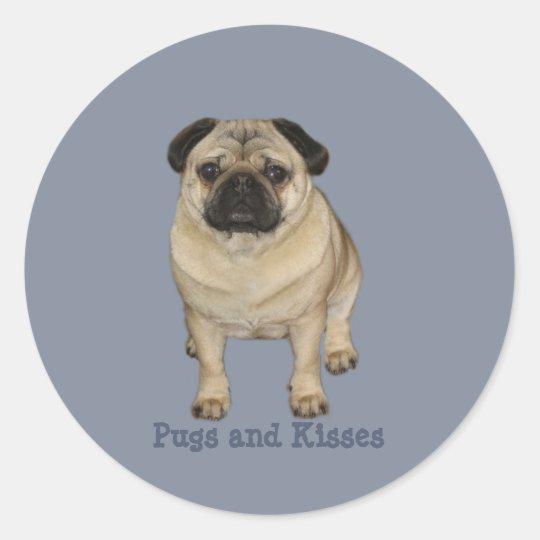 Pug Sticker