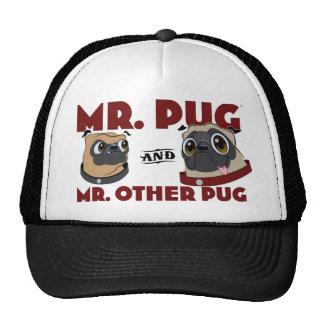 Pug Stuff Hats