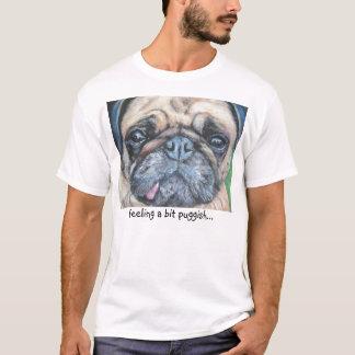 pug t shirt feeling a bit puggish...