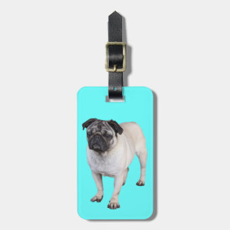 Pug Tags For Bags