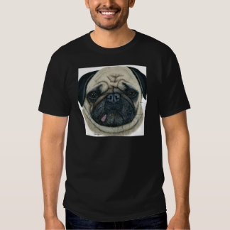 Pug Tee Shirts