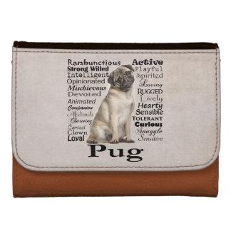 Pug Traits Wallet