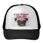 Pug Trucker Hat
