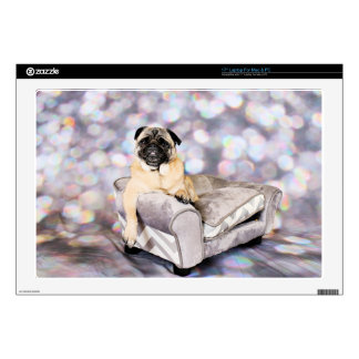 Pug - Willy Laptop Skin
