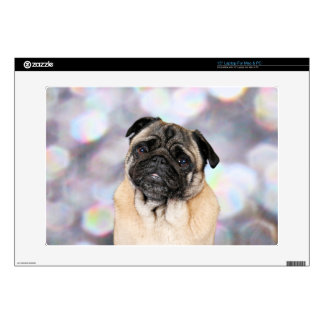 "Pug - Willy Skins For 15"" Laptops"