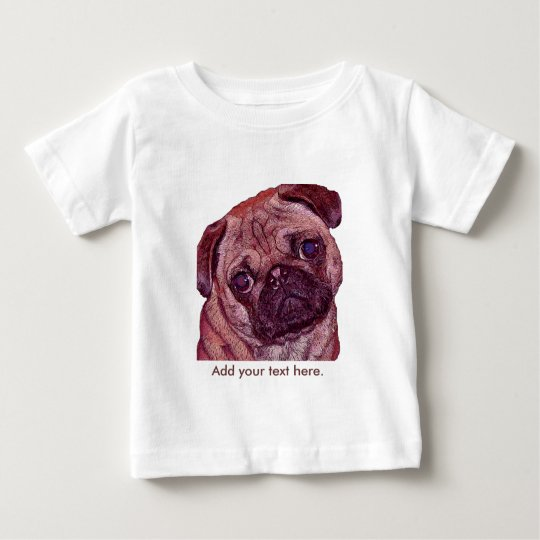 Pug with Pizzaz ! T-Shirt