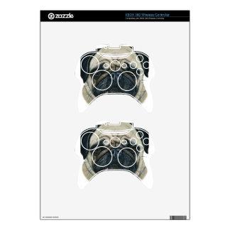 Pug Xbox 360 Controller Skins
