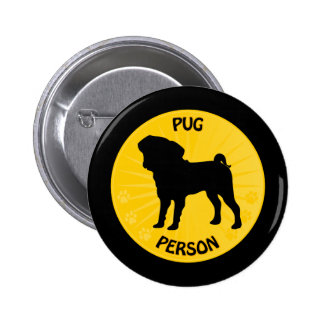 Pug Xing Button