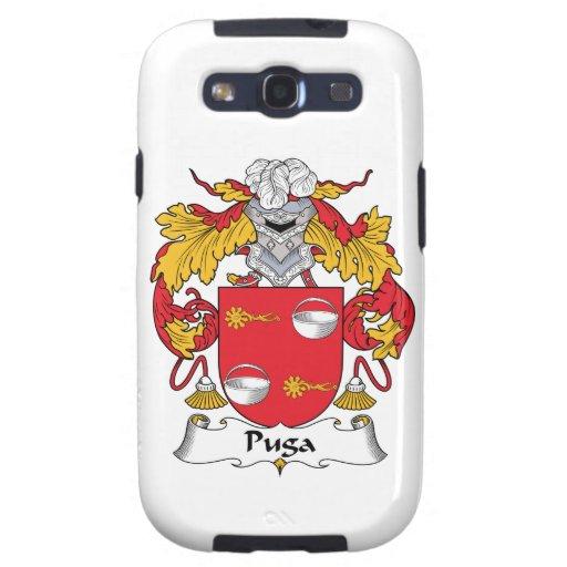 Puga Family Crest Samsung Galaxy SIII Case