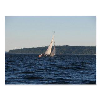 Puget Sound 2 Postcard