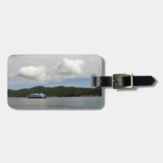 Puget Sound Ferry Luggage Tag
