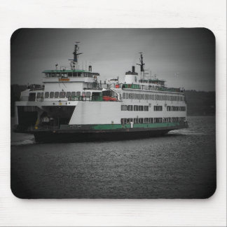 Puget Sound Ferry Mouse Pad