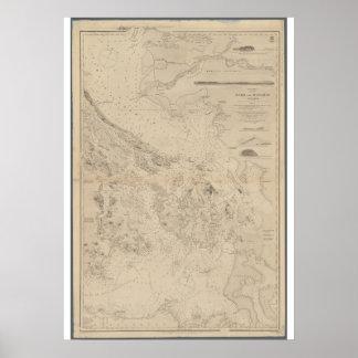 Puget Sound & Haro Strait Poster
