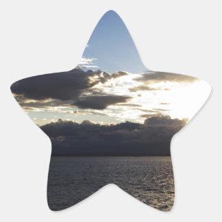 Puget Sound Pegatina En Forma De Estrella