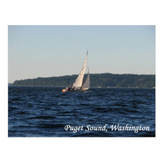 Puget Sound Postcard
