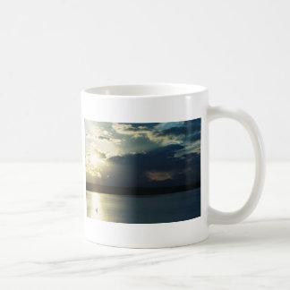 Puget Sound, Seattle WA Classic White Coffee Mug