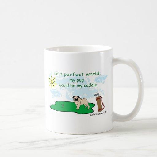 PugFawn Coffee Mug