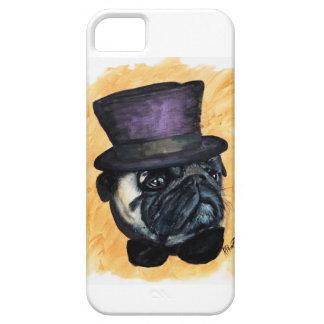 ¡Puggin en el Ritz! Caso de Iphone 5 iPhone 5 Funda