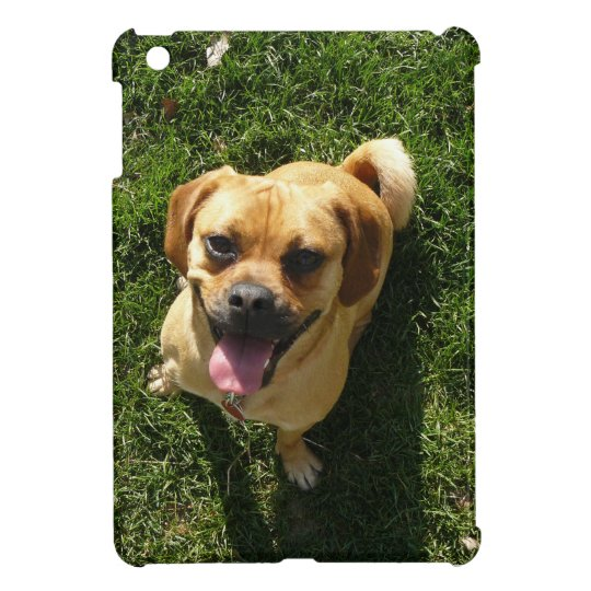 Puggle 1.JPG iPad Mini Cover