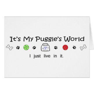 Puggle Card