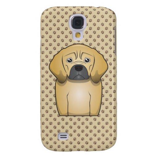 Puggle Cartoon Samsung Galaxy S4 Covers