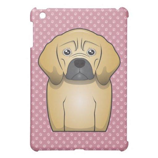 Puggle Cartoon iPad Mini Cases