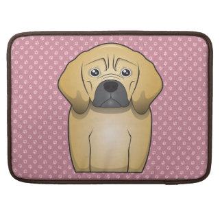 Puggle Cartoon Sleeve For MacBook Pro