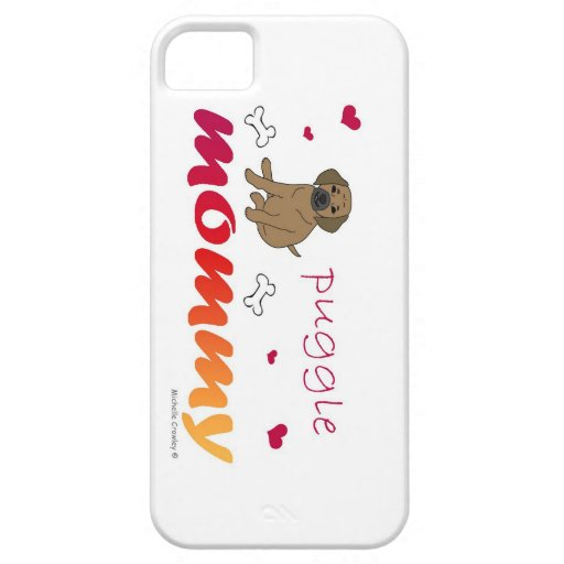 puggle iPhone 5/5S cases