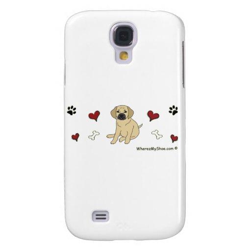 Puggle Samsung Galaxy S4 Case