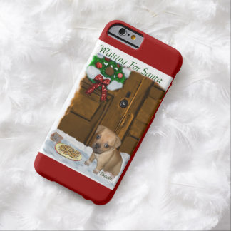 Puggle Christmas Barely There iPhone 6 Case