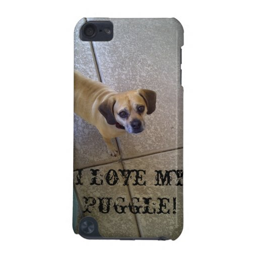 Puggle Cover iPod Touch 5G Cases