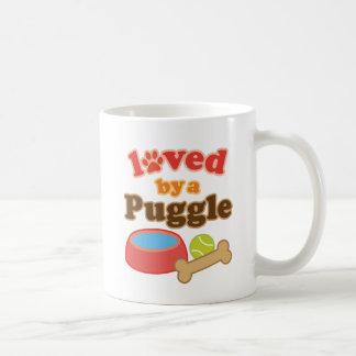 Puggle Dog Breed Gift Coffee Mug