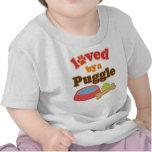 Puggle Dog Breed Gift Tshirts
