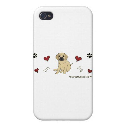 Puggle iPhone 4/4S Case